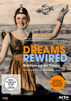 dreams rewired dvd cover absolutmedien 250